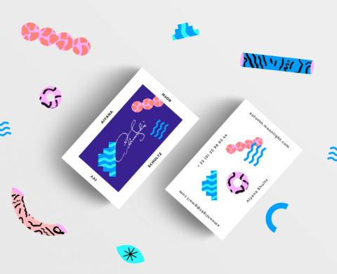 Presentation Card